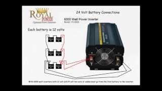 Battery Connections (Series vs Parallel Connections)
