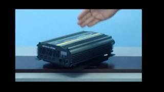 2000 Watt Pure Sine Power Inverter - 12 Volt DC to 120 Volt AC - Royal Power - (PS-2000)