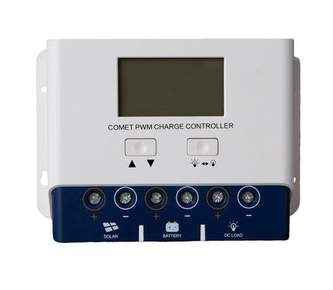 12/24-Volt 40 Amp Solar Charge Controller