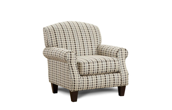 Haberdashery Flannel Chair