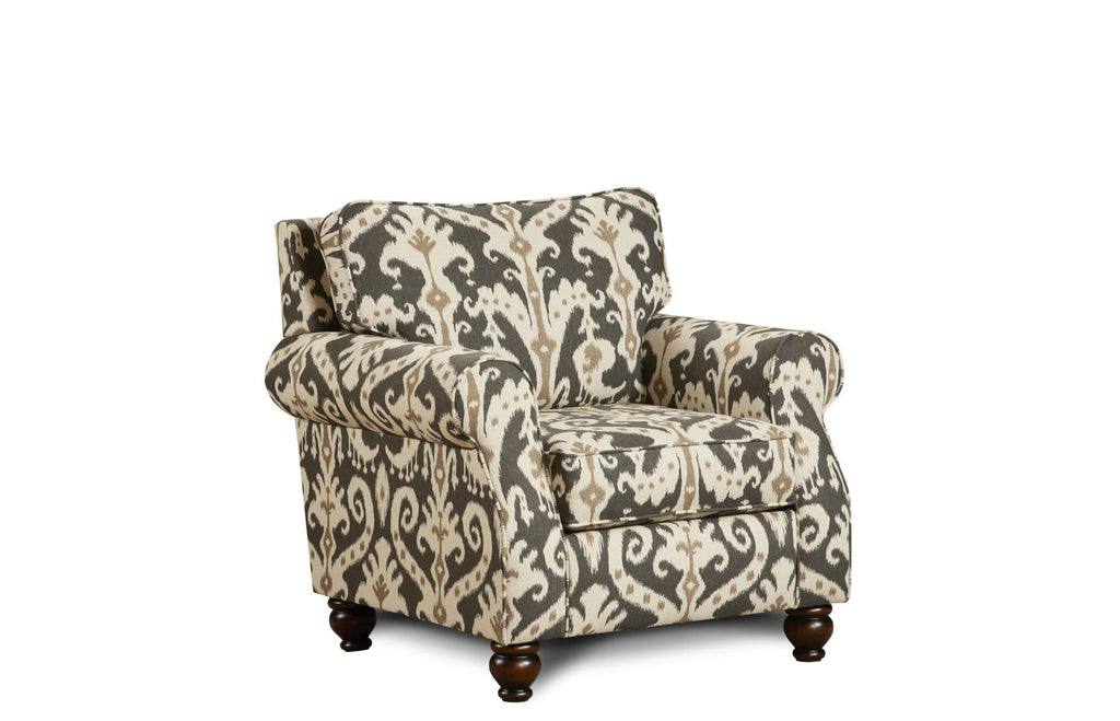 Casbah Mink Chair