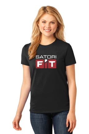 Satori Fit - Ladies Short Sleeve Shirt