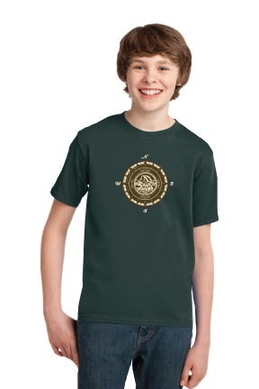 Mission Ave Youth Short Sleeve T-Shirt - Yosemite 4th Grade