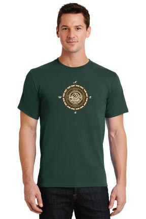 Mission Ave Adult Short Sleeve - Yosemite 4th Grade