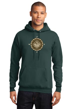Mission Ave Adult Hooded Sweatshirt - Yosemite 4th Grade