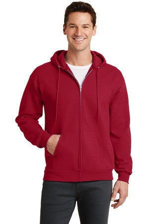 Arden Arcade Piranhas - Zip Up Hooded Sweatshirt