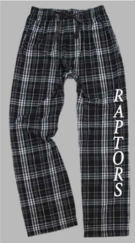 Raptors - Pajama Pants