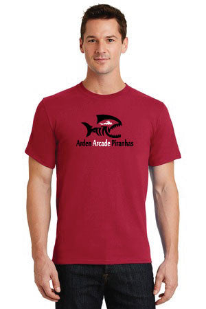 Arden Arcade Piranhas - Short Sleeve T-Shirt