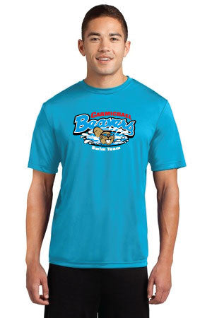 Carmichael Beavers - Short Sleeve Dri Fit T-Shirt