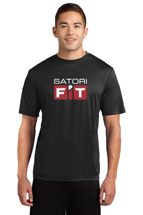 Satori Fit - Short Sleeve Dri Fit T-Shirt