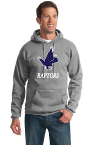 Raptors - Hooded Sweatshirt