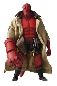 1000Toys 1/12 Scale Hellboy Mike Mignola Action Figure USA PVC Comic
