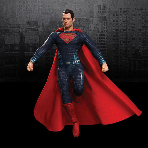 Mezco Superman from Batman vs Superman Henry Cavill One:12 Quality Action Figure 112