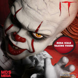 "Mezco 15"" It Talking Pennywise The Dancing Clown Doll 2017 Mega Scale"