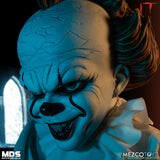 "18"" It Pennywise 2017 Clown Movie Plush Horror Jumbo Mega Size Doll Mezco Toyz"