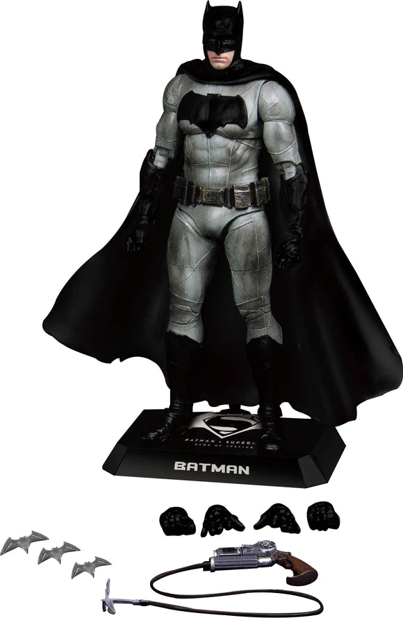 Beast Kingdom Dynamic 8ction Heroes PX Batman vs Superman 1/9 Scale Action Figure
