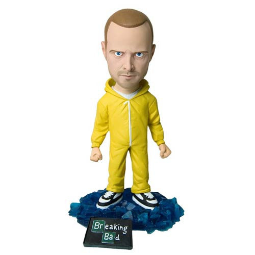 Breaking Bad Jesse Pinkman Bobble Head Mezco Toyz Wacky Wobbler Bobblehead Nodder