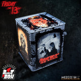 Mezco Toyz Burst A Box Friday The 13th Jason Voorhees Jack In The Box