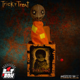 Mezco Toyz Burst A Box Treat Or Treat Sam Jack In The Box