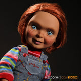 "15"" Childs Play Mega Scale Chucky Mezco Good Guy Face Talking Doll 2016"