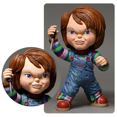 "Good Guys Mezco Child's Play Chucky Roto 6"" Doll"