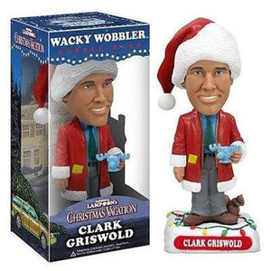 Chevy Chase's National Lampoon's Christmas Vacation Bobblehead Funko Walley World Moose Mug