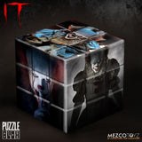 Mezco Pennywise IT Demonic Dancing Clown Puzzle Box Game Cube Movie Piece