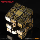 Mezco Hellraiser Pinhead Cenobite Puzzle Box Game Cube Movie Replica Piece