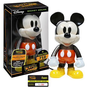 Funko Limited 750 Japanese Hikari Sofubi Vinyl Disney Mickey Mouse Original Figure