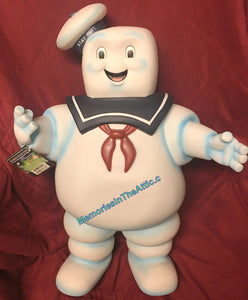"Ghostbusters Stay Puft 24"" Large Bank Diamond Select Jumbo Figure Bill Mancuso"