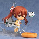 KANCOLLE LIBECCIO NENDOROID PVC Action Figure 3 Faces Halloween Boat Accessories