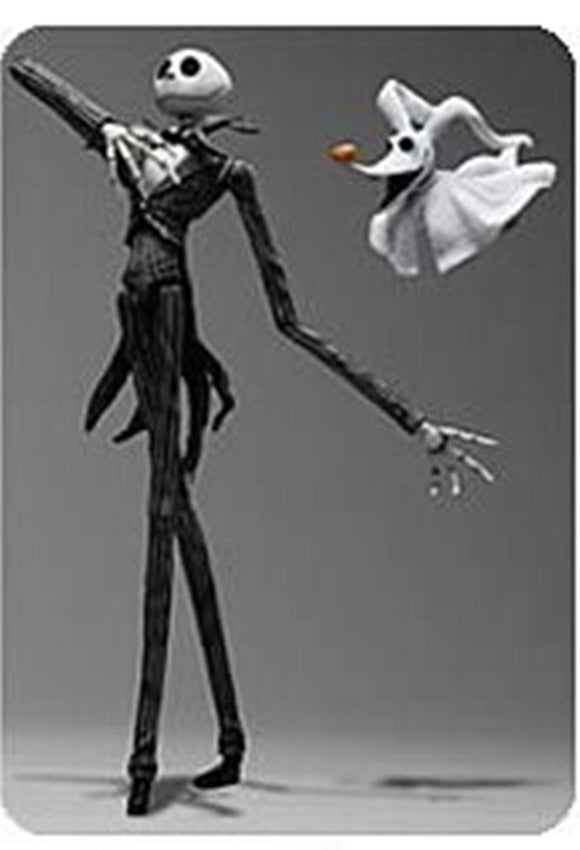 JACK SKELLINGTON FIGURE KINGDOM HEARTS II PLAY ARTS VOL 3 NO 7 SQUARE ENIX DOG