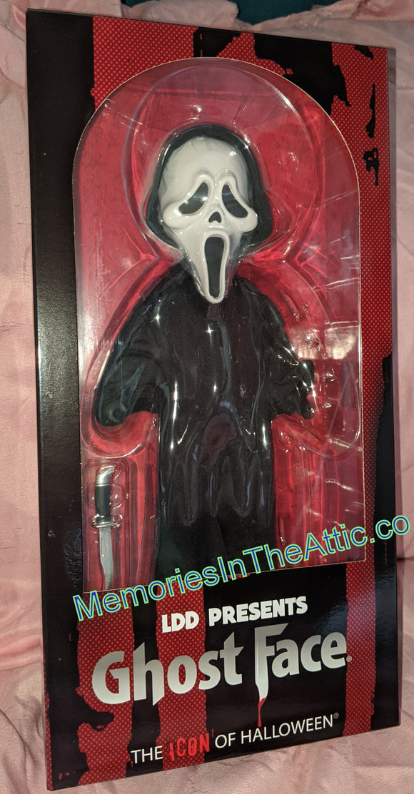 Living Dead Dolls Mezco Toyz Ghostface Scream Horror 10