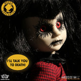 "Living Dead Dolls Mezco Talking Chloe Fall Exclusive 10"" Doll Scary Los Angeles Comic Con LDD"