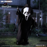 "Living Dead Dolls Mezco Toyz Ghostface Scream Horror 10"" Doll LDD"
