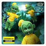 Living Dead Dolls The Wizard Of Oz Dorothy Tin Man Lion Scarecrow Witch Monkeys Munch-Kins LDD