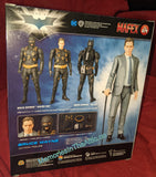 Medicom Mafex No 079 DC Comics Batman Begins Suit Action Figure Cane Mask