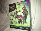 Medicom Mafex No 38 Suicide Squad DC Comics Deadshot Will Smith Action Figure
