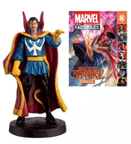 Marvel Fact Files Doctor Strange Figure Comic Magazine Eaglemoss Collectible Dr