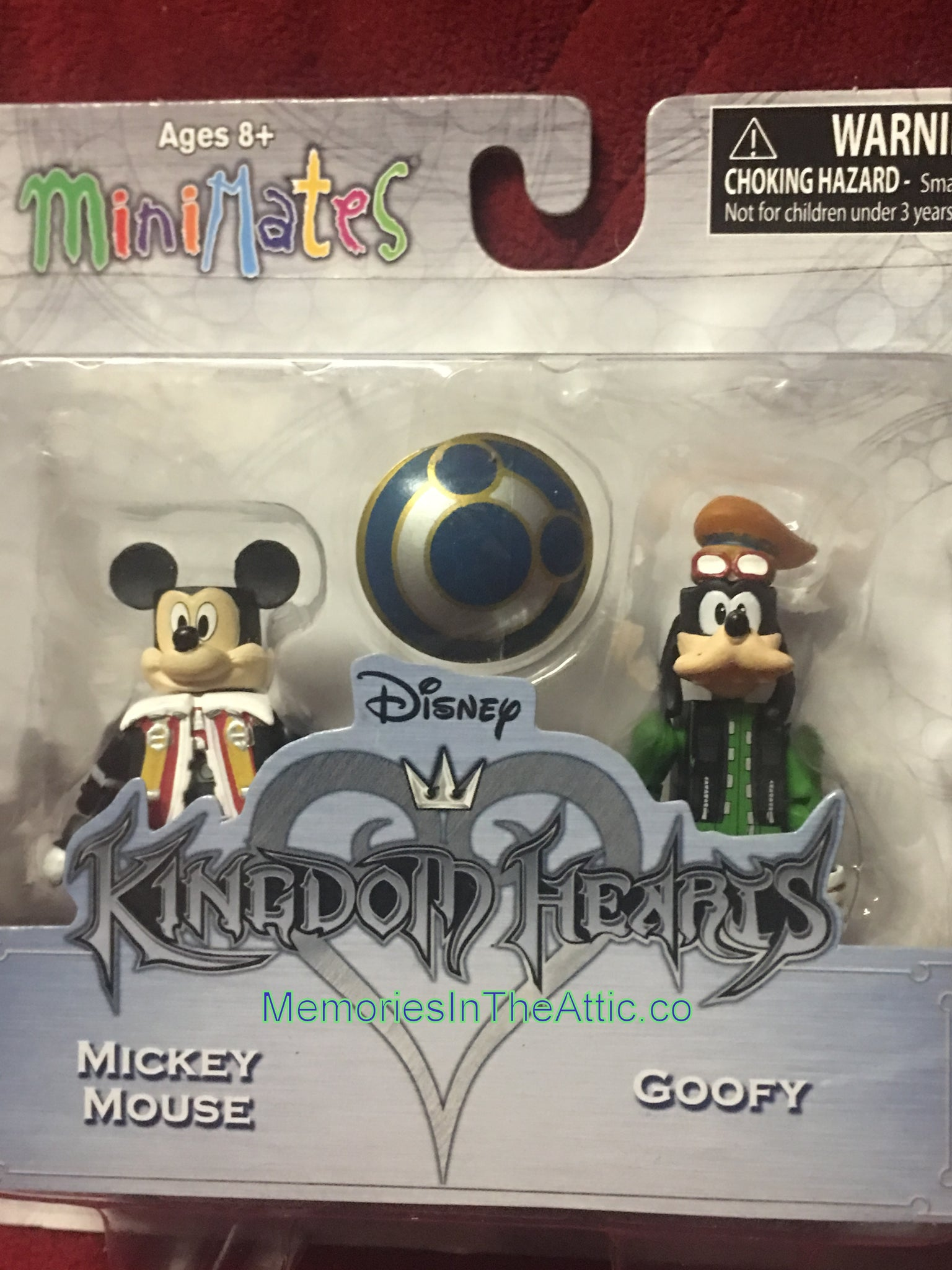 Kingdom Hearts Minimates Series 1 Goofy