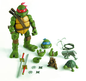 Mondo Tees Teenage Mutant Ninja Turtles Leonardo Collectible Figure 1:6 Action Figure TMNT