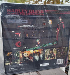 Mezco One:12 DC HARLEY QUINN PLAYING FOR KEEPS PX Exclusive Collective Action Figure  112