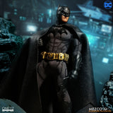 Mezco Toyz One:12 Sovereign Knight Batman Action Figure 2 Heads 1:12 DC Comics 112