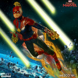 Mezco One:12 Marvel Comics Captain Marvel Quality Action Figure 112