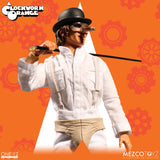 Mezco One:12 Collective Collective A Clockwork Orange Alex DeLarge Quality Action Figure 1:12 112