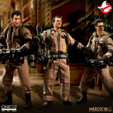 Mezco One:12 Collective Collector Ghostbuster's Set of 4 Quality Action Figures 112