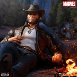 "Mezco One:12 Collective Wolverine Casual Logan James Howlett 6"" Detailed Action Figure 112"
