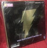DC Comics PX Previews Exclusive Black Adam Shazam's Foe 1:12 Action Figure Mezco Toyz One:12 112