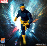 Mezco One:12 Marvel PX Exclusive Cyclops Accessories Lighted 1:12 Quality Action Figure 112
