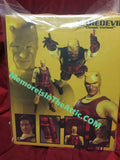 Marvel Yellow Daredevil Matt Murdock PX Exclusive 1:12 Action Figure Mezco Toyz One:12 112